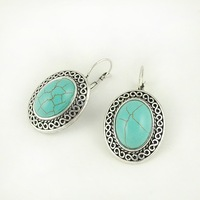 Free shipping Vintage Bohemia Drop Earrings Fashion Jewelry Wholesale Quality Guaranteed V-E1216