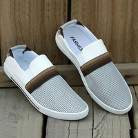 Мужские кроссовки NEW casual shoes men fashion Summer Laika Lun breathable mesh casual shoes