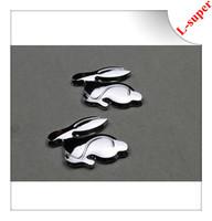 Volkswagen Golf 6 R20 rabbit gti emblem rabbit car badge