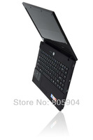 14.1&quot; Laptop Computer Intel Celeron 1037U 1.8GHz Dual-core Win7/XP Camera 1.3M HDMI DVD-RW (H411 Celeron)(2G 160G)