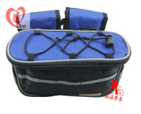 Free shipping 4-in-1 bike bag / car package / saddle bag / send the strap rain hood riding equipment