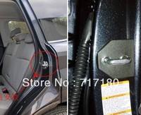 Subaru Forester XV Legacy Impreza door lock cover door locks protector door lock catch cover auto accessories 1set/4pcs