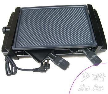 Buku aluminum BBQ grill portable electric bbq electric BBQ grill