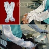 Outdoor anti-uv summer lace viscose arm sleeve oversleeps