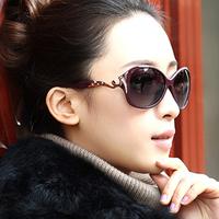 Polarized sunglasses female 2013 big box fashion sunglasses