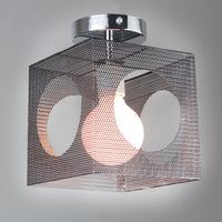 26cm Modern Brief balck E27 fashion personality grid ceiling light balcony lamp lighting fixture droplight bedroom free shipping