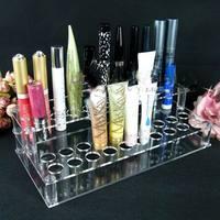 Acrylic 41 32 lipstick holder lip oil rack cosmetic rack chejian display rack