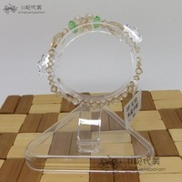 Bracelet holder bracelet display rack showcase jewelry holder acrylic rack