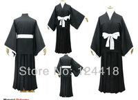 New Original Bleach Cosplay Shinigami Kimono Costume Clothing