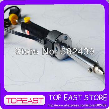 Free shippling 220V 40W Electric Vacuum Solder Sucker | Desoldering Pump | Iron Gun Welding Tool 019x Europ plug