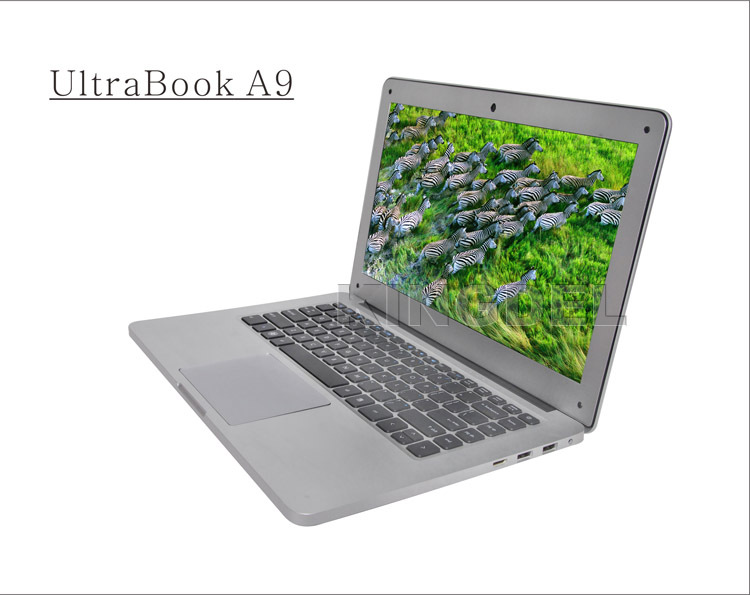 brand new laptop intel 13 inch Dual Core,1366*768 Bluetooth WiFi,ultrabook 4GB RAM 32GB SSD+320GB HDD, Webcam(Hong Kong)
