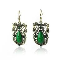 Free shipping Vintage Bohemia Drop Earrings Fashion Jewelry Wholesale Quality Guaranteed V-FE100910
