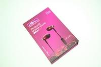 Free Shipping!! JBM MJ900 Bass In-Ear Headphone with Microphone
