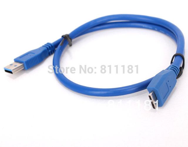 Синий USB 3.0 мужчин и мужской