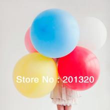 Free shipping high quality 20 inch 8.8 gram big size latex balloon(China (Mainland))
