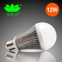 Hot High quality energy saving 12w e27 lamp led bulb fashion(China (Mainland))