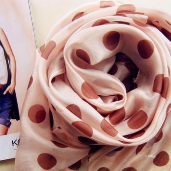 Mulberry silk pure silk scarf long scarf paj silk scarf sun cape beach
