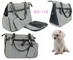 High-end portable pet bag dog bag pet supplies dog to go out bags(China (Mainland))