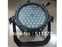 Hot !!! waterproof !!!54*3W LED Par Light ( RGB/RGBA) high quality led stage light led par can  dj par light