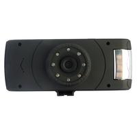 Night vision Carcam Car dvr camera Recorder 5.0MP 6 LED flash light Full HD 1080P G-Sensor HDMI AV-OUT like gs1000 free shipping
