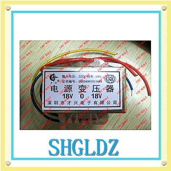 freeshippingShanghai shelf power transformer 20W 220V turn the 18V only Hing brand large spot