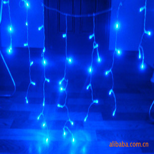 Christmas decoration lights 120 3 meters flasher decoration lantern led ice bar lamp led flasher string light