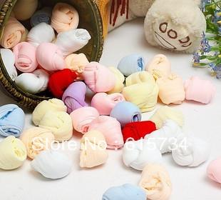 50Pcs=25Pairs=1Lot Baby socks  thin summercandy newborn  Children's Candy socks   baby