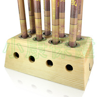 Natural wool 8 moxibustion box moxa stick moxa roll box 8