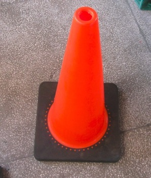 PE traffic cone  orange traffic cone  road safety product