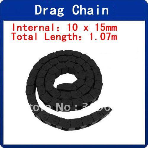 черный 42.1 «гибкий кабель перевозчик сопротивления