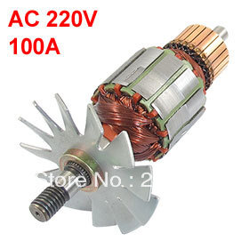 Power Tool Electric Motor Rotor for Makite 9045 Angle Grinder(China (Mainland))