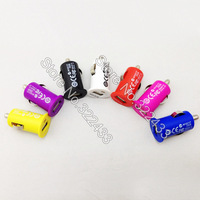 1000pcs wholesale 5V 1A USB Car Charger for Iphone 4GS 3GS for iPhone 5 5G for iPod Large Stock Free DHL