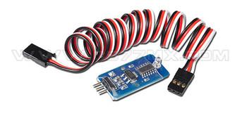 F05068 Tarot ZYX-GS RISC ZYX21 Infrared RC PTZ Pan-Tilt shutter Camera Mount shutter