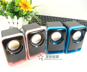 Usb mini speaker laptop mini speaker computer audio portable mini speaker small audio