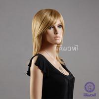Free shipping fashion wig repair a piece bangs medium hairstyle Straight wig/Fancy Dress Fake Wig/Wigs Bright
