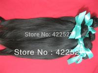 free shipping mixed length 3pcs/lot  vlrgin indain hair hurnan hair extension high quality straight hair
