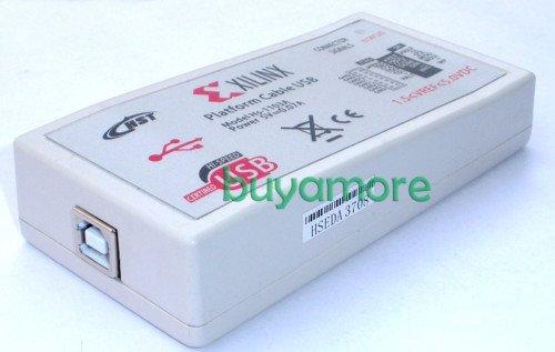 Xilinx FPGA Cable USB Platform Download Programmer(China (Mainland))