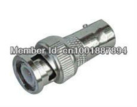 Free Shipping,BNC Male To BNC Female Adapter Plug Connector
