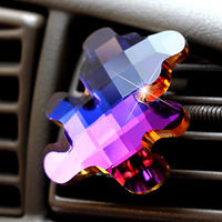 Auto upholstery quality crystal bear outlet auto supplies car perfume car outlet