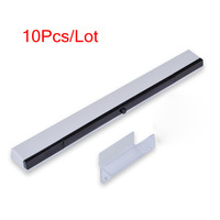 10pcs/Lot Wholesale New New Wireless Infrared Ray Sensor Inductor Bar for Nintendo Wii Controller