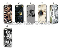black case!!2013  new bon jovi (6 designs) black case hard back cover for iphone 5  6pcs/lots+free shipping