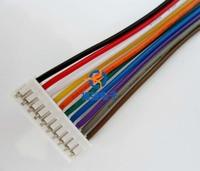 PH single head line row thread the other end tinned PH2.0 - 10P Pitch 2.0MM 20CM