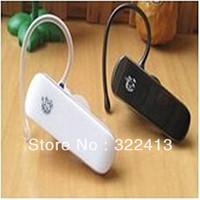 (Mini -A ) Black / White - Free Shipping- Bluetooth headset - Bluetooth mobile phone headset