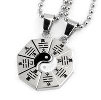 Steampunk Titanium steel Necklace Couple Pendant  Transporter gossip  Fashion Jewelry Free shipping  Mixed Wholesale