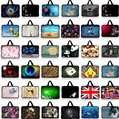 Universal 14&quot; Soft Laptop Sleeve Case Bag Cover+Hide Handle For 14&quot; Dell Alienware M14x,14&quot; Sony VAIO/CW/CS(China (Mainland))