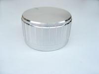 Silver aluminum alloy 30 17 knob cap anthocaulus potentiometer knob
