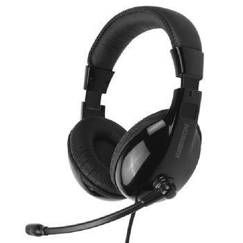 Keenion kdm-1003 computer headset earphones belt mike xiangzao bass