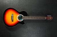Wood guitar folk guitar folk guitar