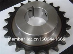 4 minutes and 18 tooth industrial sprocket chain pitch 12.7 Machinable custom various non-standard, shaped transmission parts(China (Mainland))