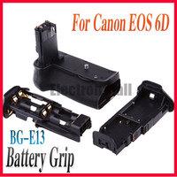 NEW Powerful Pro Vertical Battery Grip Holder for Canon EOS 6D Digital SLR Camera as BG-E13 BGE13 ,FREE SHIPPING!!